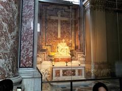 roma (5) basilica san pietro (giangian239) Tags: del vaticano michelangelo citt piet eterna