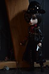 Gyro (EternallyRose) Tags: cowboy doll story gears limitededition gyro steampunk grayhair browneye dollphotography taeyang grayeye dualcoloredeyes grooveinc taeyanggyro nikond750 afsnikkor24120mmf4gedvrlens taeyangsteampunkprojectgyro