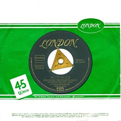 2 - Little Richard - Tutti Frutti - D - 1956 (Affendaddy) Tags: london germany 1956 littlerichard tuttifrutti longtallsally vinylsingles collectionklaushiltscher richardpenniman telefunkendecca usrbrocknroll dl20077