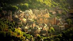 Conques - Frankreich/France (jetzgetzab (Gerhard :)) Tags: pilgrimage jakobsweg heilbronn conques pilgern wayofstjames pelerinage chemindecompostelle jetzgetzab viapodiensis