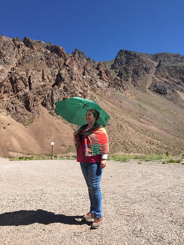 Csucsu in the Andes