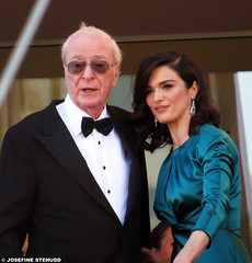 20150520_40 Michael Caine & Rachel Weisz | The Cannes Film Festival 2015 | Cannes, France (ratexla) Tags: life city travel vacation people urban holiday cinema france travelling celebrity film festival stars person star town spring europe riviera cannes earth famous culture entertainment human journey moviestar movies celebrities celebs traveling celeb epic interrail stad humans semester interrailing tellus cannesfestival michaelcaine homosapiens organism 2015 moviestars cannesfilmfestival eurail rachelweisz festivaldecannes tgluff europaeuropean tgluffning tgluffa eurailing photophotospicturepicturesimageimagesfotofotonbildbilder resaresor canonpowershotsx50hs thecannesfilmfestival 20may2015 ratexlascannestrip2015 the68thannualcannesfilmfestival thecannesfestival