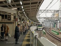P1070782Lr (photo_tokyo) Tags: japan tokyo jp  shinagawa  yamanoteline      oosaki  gotandastation