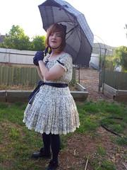 Classic Lolita image 1/2 (mandrke1) Tags: crossdressing adelaide navyblue innocentworld asiafest classiclolita lolitafashion brolita asiafest2015