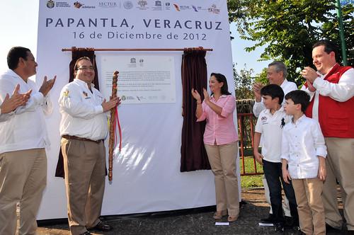 El gobernador Javier Duarte encabezó Ceremonia del Centro de las Artes Indígenas (CAI) por la Declaratoria de la UNESCO como Mejor Práctica de Salvaguarda del Patrimonio Cultural Inmaterial de la Humanidad.