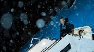 美国东部沿海地区将遭遇超强暴风雪