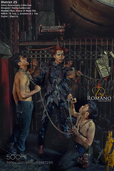 Dominator (PDPhotography) Tags: alien romano don slavery avant garde gathercole 500px ifttt