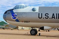 Convair B-36J Peacemaker ~ 52-2827 (Aero.passion DBC-1) Tags: museum plane tucson aircraft aviation muse pima preserved peacemaker avion airmuseum b36 airspacemuseum convair aeropassion musedelair dbc1 prserv 522827