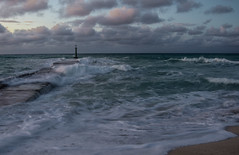 Vacation (Rainfire Photography) Tags: ocean sky beach clouds dusk cuba varadero