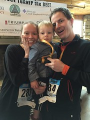 "Mommy, Paul, and Daddy at the Frozen Zucchini Race • <a style=""font-size:0.8em;"" href=""http://www.flickr.com/photos/109120354@N07/24706922992/"" target=""_blank"">View on Flickr</a>"
