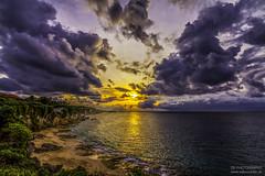 sunset at badung (dargun) Tags: ocean travel sunset sea bali holiday seascape beach nature beautiful clouds canon indonesia landscape island amazing heaven tokina picoftheday caost badung lovebali balinature earthporn explorebali