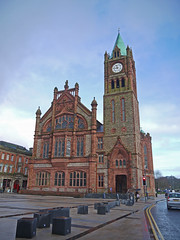 Guild Hall (Katie_Russell) Tags: ireland northernireland ni derry ulster nireland guildhall norniron countylondonderry countyderry coderry colondonderry colderry lderry countylderry lomdonderry