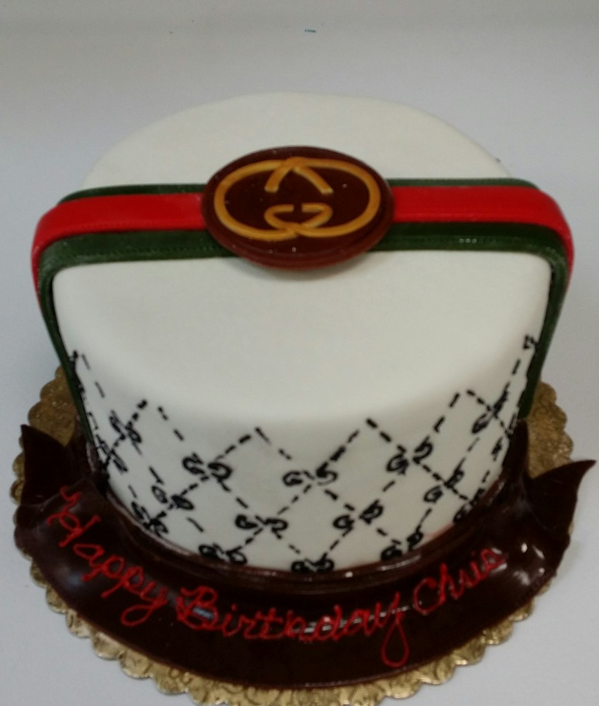 Gucci Cake Pictures