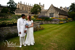 Rupesh and Virgina's wedding day in Oxford by Veiled Productions - wedding photography and videography Cambridgeshire