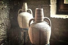 vasi (eliobuscemi) Tags: castello vasi zisa coccio