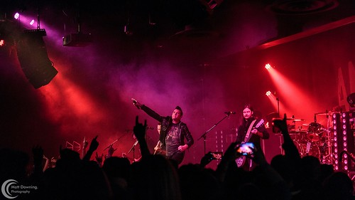 Hinder - February 12, 2016 - Hard Rock Hotel & Casino Sioux City