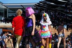 20160313-20-MONA Market mardi gras theme (Roger T Wong) Tags: people grass market lawn australia mona moma tasmania hobart mardigras unicorn stalls 2016 canonef24105mmf4lisusm canon24105 canoneos6d museumofoldandnewart rogertwong