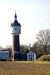 6402 Warendorf, Wasserturm (RainerV) Tags: germany geotagged osm turm deu nordrheinwestfalen wasserturm warendorf openstreetmap 16021 nikond300 rainerv free4osm geo:lat=5195080266 geo:lon=801512223