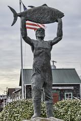 Viking Village Fisherman (SupersonicNJ) Tags: newjersey nj lbi longbeachisland jerseyshore vikingvillage