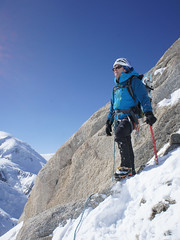(p2an) Tags: chamonix alpineclimbing explorerpose