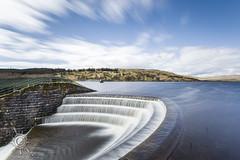 camphill reservoir kilbirnie, Dalry to Largs (Wm.c photography) Tags: reservoir dalry spillway largs camphill canoneos5dmarkiii camphillreservoir copyrightwmcphotography camphillreservoirkilbirnie