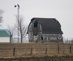 Which is worse (WORLDS APART PHOTO) Tags: farming windmills oldbarns agriculture slanted tilted windblown northernillinois windmillwednesday