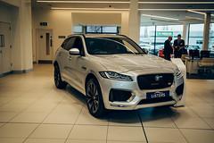 Jaguar F Pace (Listers Group) Tags: listers automotive car vehicle event audi birmingham solihull stratford coventry nuneaton bmv honda skoda toyota jaguar landrover