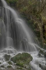 Como hilos de seda! (Urugallu) Tags: verde canon flickr asturias molino salto villaviciosa corriente obaya 70d joserodriguez urugallu sedado