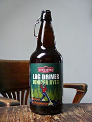 Howe Sound Log Driver Juniper Rye IPA (knightbefore_99) Tags: india canada beer bottle bc pacific cerveza ale craft pale rye howesound ipa squamish juniper hops pivo malt logdriver