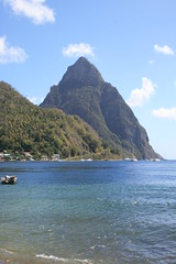 """Saint Lucia"" Caribbean (Lonfunguy) Tags: soufriere saintlucia simplybeautiful"