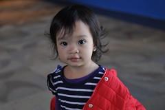 Nikon d5000 portraiture: my adorable niece (norlandcruz74) Tags: lighting light portrait people cute 35mm lens prime nikon natural cruz portraiture filipino fixed nikkor pilipino pinoy dx filam norland d5000