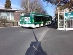 Transdev Strav Heuliez GX 327 BB-963-KL (91) n524 (couvrat.sylvain) Tags: bus val autobus heuliez brunoy transdev strav heuliezbus gx327 dyerres