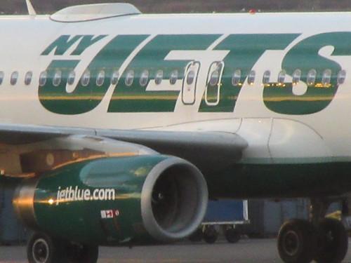 NY Jets JetBlue