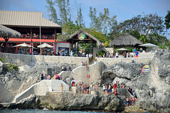 DSC_4401 (shutterbugss) Tags: nikon diving du cliffs jamaica tropical negril cliffdiving rickscafe nikond90