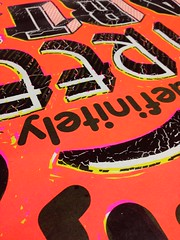 This is Street Art (poster detail) (Miss Mini Graff) Tags: streetart poster screenprint sydney australia posters type prints letraset 2016 screenprints urbancontext thisisstreetart