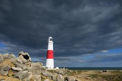 Portland Bill Lighthouse (Kevin O'Brian) Tags: uk portland dorset portlandbill