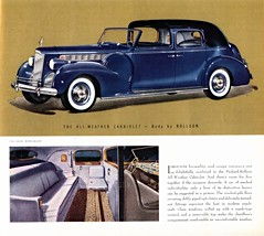 1940 Packard One-Eighty All-Weather Cabriolet (aldenjewell) Tags: weather one all 1940 brochure packard cabriolet eighty