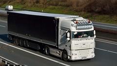 D - Huhndorf DAF XF 105 SSC (BonsaiTruck) Tags: truck lorry camion trucks 105 lastwagen daf lorries lkw xf lastzug huhndorf