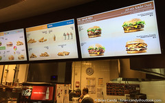 Burger King Menu at Hamad Int. Airport (iCandy Qatar) Tags: menu airport king burger international qa foodcourt hamad doha qatar hia