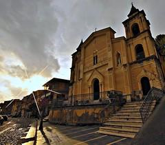Amantea Chiesa del Carmine (Arcieri Saverio) Tags: street italy sun landscape nikon sigma sole 1020 calabria amantea sigma1020 d5100