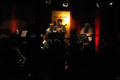 Loos / Lazarevitch Quintet (Zi Owl) Tags: brussels music concert live gig jazz bruxelles brussel ldh musicvillage leslundisdhortense