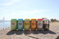 Gama de sabores de Vichy Catalan en lata (Vichy Cataln) Tags: agua natural mineral vichy catalan refrescos bebida botellas