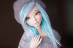 MNF Celine (DreamSight) Tags: head bjd fairyland celine msd legit mnf