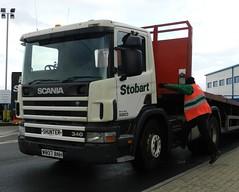 W837ANH X0023 Eddie Stobart Scania Shunter (graham19492000) Tags: eddie scania shunter stobart eddiestobart x0023 w837anh