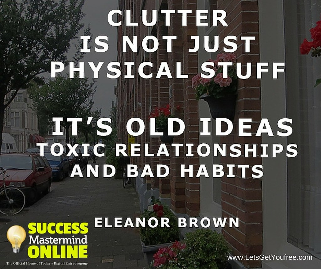 Spring Cleaning Quotes The World's Best Photos Of Dad And Quotes  Flickr Hive Mind