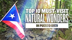 Top 10 Must-Visit Natural Wonders in Puerto Rico (Video Link Inside) (jasanves) Tags: nature outdoors puertorico outdoor adventures top10 discover mustsee mustvisit
