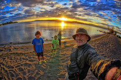 The Wilders (/\ltus) Tags: sunset newzealand lake sony nz hdr laketaupo 3xp internalhdr nex7