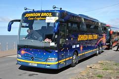 Johnson Bros - BJ16KYY (Transport Photos UK) Tags: adamnicholson blackpool ukcoachrally2016 coach nikond3000 vehicle transportphotosuk independent mercedesbenz adamnicholsontransport photos uk transport