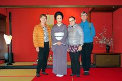 Kanazawa Lady BaBa (pennykaplan) Tags: geisha nancy penny leena kanawawa ladybaba