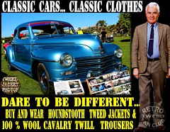 Classic cars- Tweed - Twill clothes  part  14 (MemoryCube5000) Tags: auto newzealand christchurch usa man guy classic cars wearing car digital canon vintage silver clothing vintagecar shiny outdoor coat text snapshot nelson oldschool retro clothes vehicles auckland american 1950s nz advert wellington mens vehicle dunedin parked headlight 1960s hastings harris autos 1970s kiwi 1980s blazer v8 gents carshow tweed vintagecars bloke crome blokes kiwiana menswear snapped 2016 carphoto twill tweeds onshow drivepast harristweedjacket cavalrytwilltrousers cavalrytwill wearingtweed tweedjacketphotos tweedjacketmanwearingtweedjacket vintagecarnewzealand